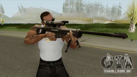 KSR-29 Sniper Rifle New para GTA San Andreas
