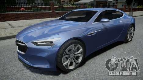 Buick Avista Concept 2016 LQ para GTA 4