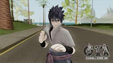 Jump Force PS4 Sasuke Uchiha para GTA San Andreas