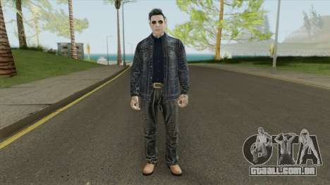 Skin Random 176 (Outfit Biker) para GTA San Andreas