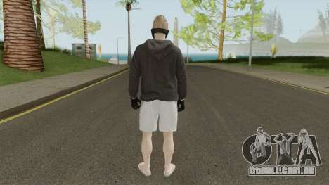 Skin De GTA 5 Online para GTA San Andreas