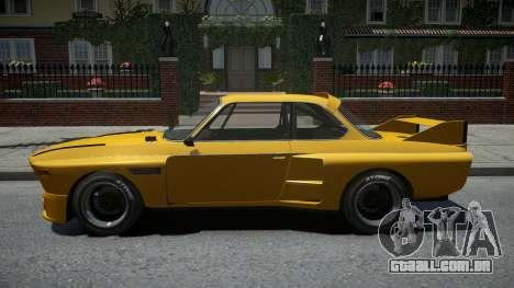 Ubermacht Zion Classic LM No Liveries Version para GTA 4