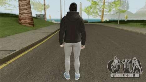 Female Random Skin 1 para GTA San Andreas