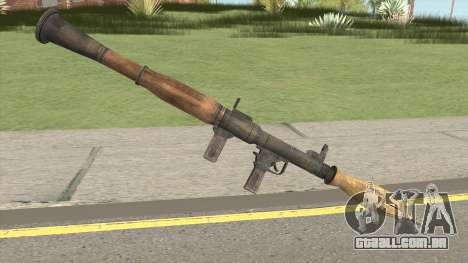 Spec Ops - The Line RPG7 para GTA San Andreas