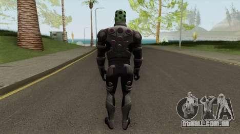 Brainiac From DC Legends V2 para GTA San Andreas