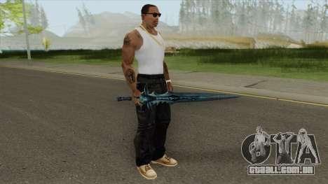 Frostmourne para GTA San Andreas