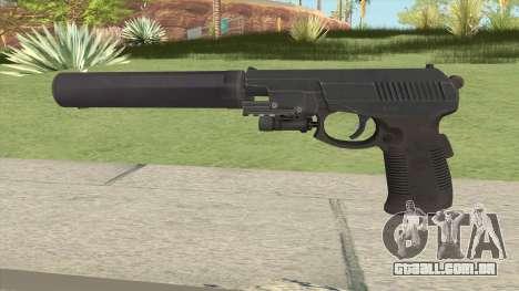 SR1M Pistol Suppressed para GTA San Andreas