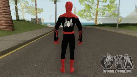 Spider Man Far From Home Skin para GTA San Andreas