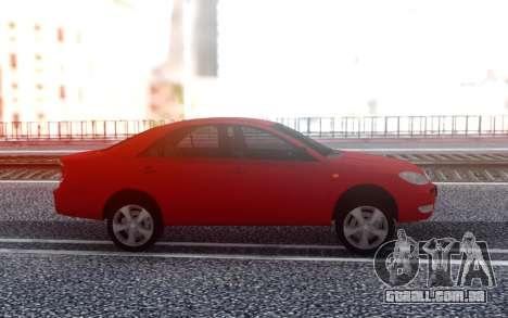 Toyota Camry V35 para GTA San Andreas