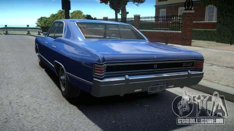 Declasse Impaler Super Sedan para GTA 4