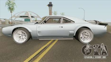Dodge Ice Charger RT 70 para GTA San Andreas