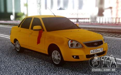 VAZ 2170 Feridos para GTA San Andreas