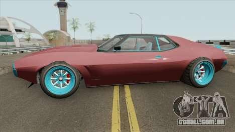 Schyster Deviant GTA V IVF para GTA San Andreas