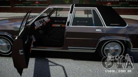 Mercury Grand Marquis LS para GTA 4