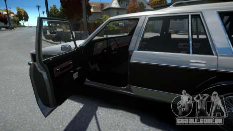 Oldsmobile Custom Cruiser 1985 para GTA 4