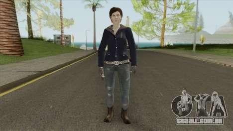 Maggie Rhee para GTA San Andreas
