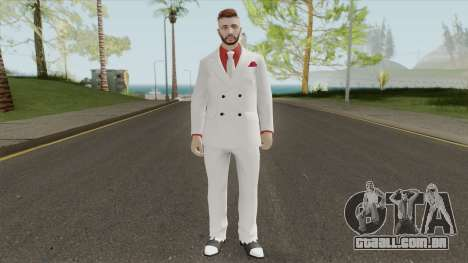 GTA Online Random Skin 5 (Valentine Day Edition) para GTA San Andreas