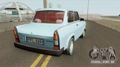 Trabant 1990 1.1 para GTA San Andreas