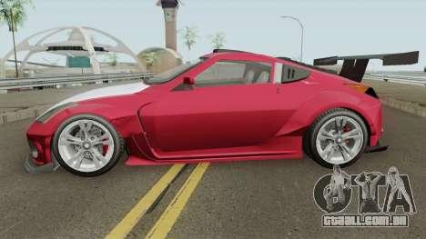 Annis ZR380 GTA V para GTA San Andreas