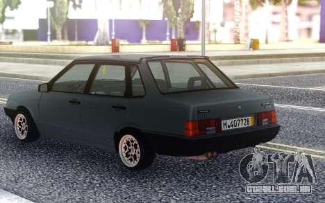 VAZ 2199 Samara Stance para GTA San Andreas