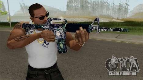 M4 (Xorke) para GTA San Andreas