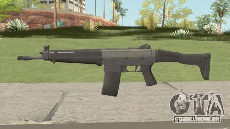 Assault Rifle Uncharted 4 para GTA San Andreas
