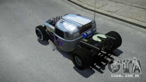 TRV Croc. Roader para GTA 4