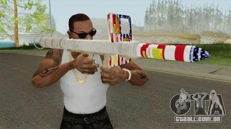 GTA Online RPG V1 para GTA San Andreas
