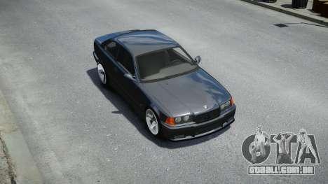 BMW M3 E36 v2 para GTA 4