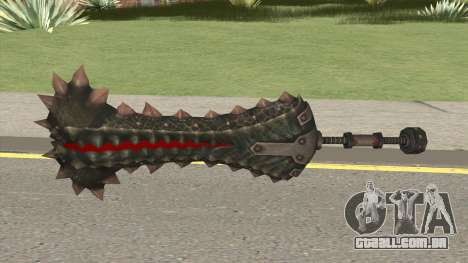 Monster Hunter Weapon V6 para GTA San Andreas