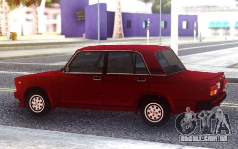 Lada Nova GTS para GTA San Andreas