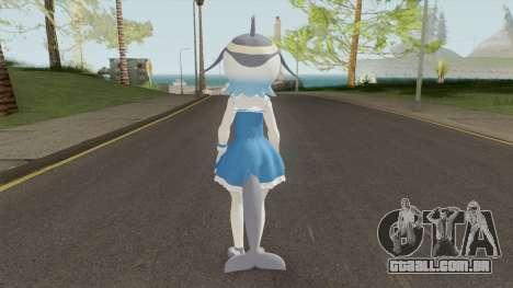 Kemono Friends Common Dolphin para GTA San Andreas