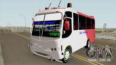 Fenix Sitp Provisional para GTA San Andreas