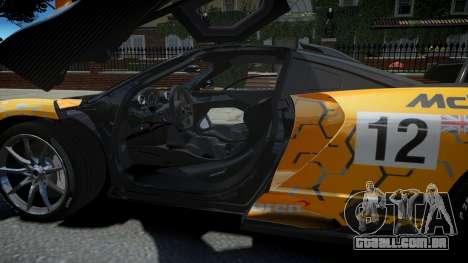 McLaren Senna 2019 para GTA 4