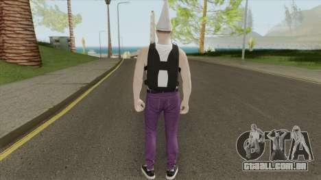 Male Random Skin 1 para GTA San Andreas