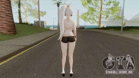 OverHit - Norn Swimsuit para GTA San Andreas