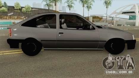 Chevrolet Kadett Tunable para GTA San Andreas