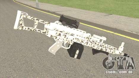 Combat MG MKII Geometry Livery GTA V para GTA San Andreas