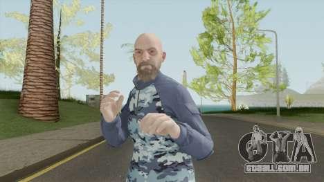 GTA Online Bogdan para GTA San Andreas