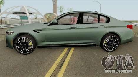 BMW M5 F90 MPerformance para GTA San Andreas