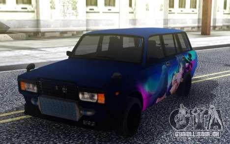VAZ 2104 Itasha para GTA San Andreas