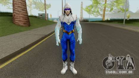 N52 Captain Cold From DC unchained para GTA San Andreas