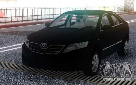 Toyota Camry V43 para GTA San Andreas