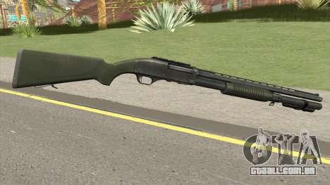 Contract Wars MP-133 para GTA San Andreas