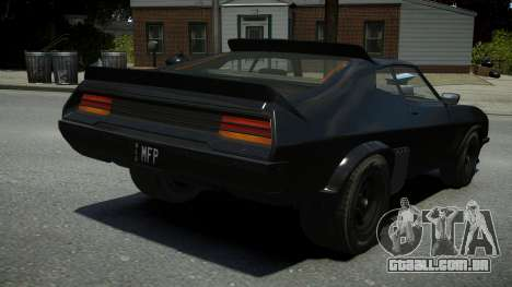 Vapid Imperator para GTA 4