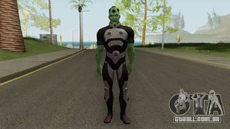 Brainiac From DC Legends V1 para GTA San Andreas