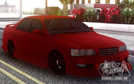 Toyota Chaser JZX 100 para GTA San Andreas