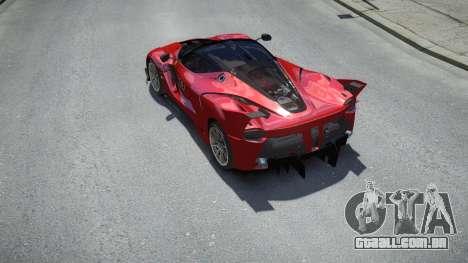 Ferrari FXX-K 2015 para GTA 4