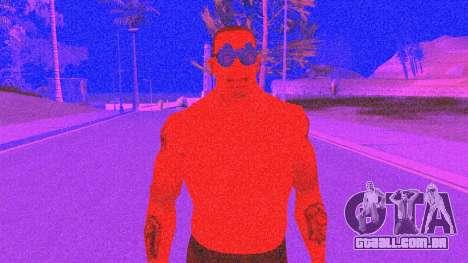N15 (Infrared Goggles) para GTA San Andreas