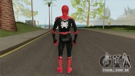 Spider-Man Far From Home (Black) para GTA San Andreas